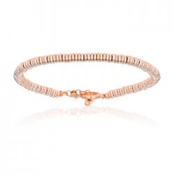 Double Bone Small Beads Bracelet
