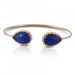 Doves Royal Lapis Bangle
