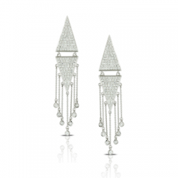 Doves Couture Diamond Earring