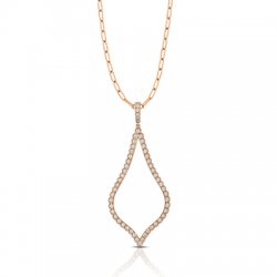 Doves Couture Diamond Necklace