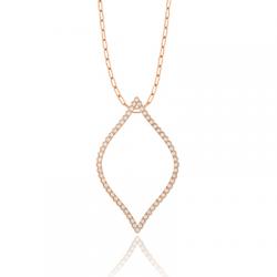 Doves Couture Diamond Necklace