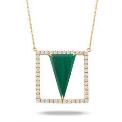 Doves Verde Necklace