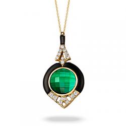 Doves Verde Necklace