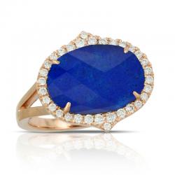 Doves Royal Lapis Ring