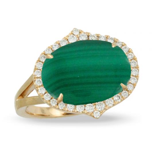 Doves Verde Ring