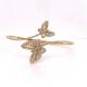 BUTTERFLY DIAMOND BANGLE