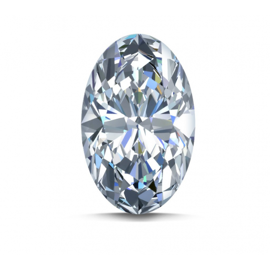 Oval Loose Diamond