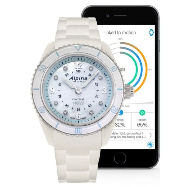 Alpina Ladies Horological Smartwatch