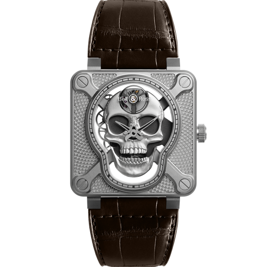 Bell and Ross BR 01 Laughing Skull