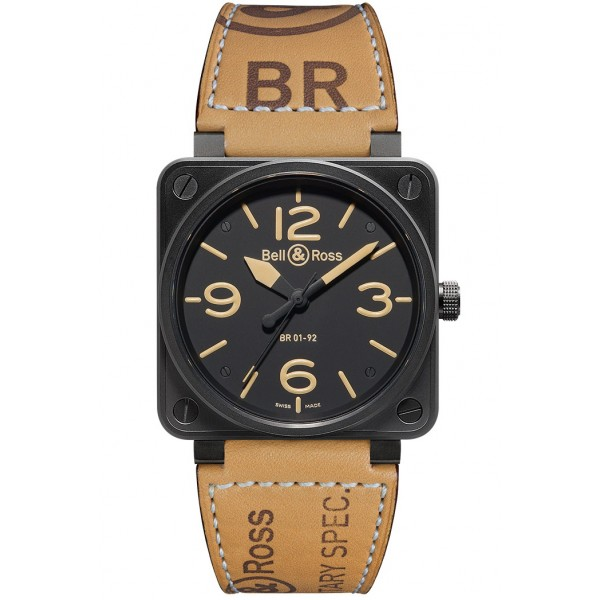 Bell and Ross BR 01-92 HERITAGE