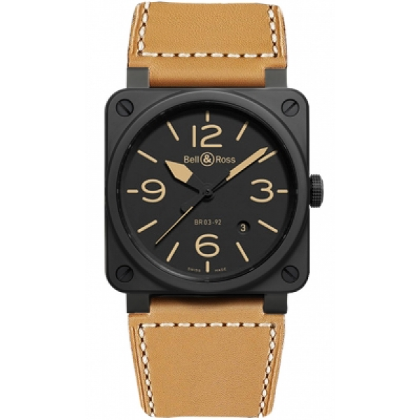 Bell and Ross BR0392-HERITAGE