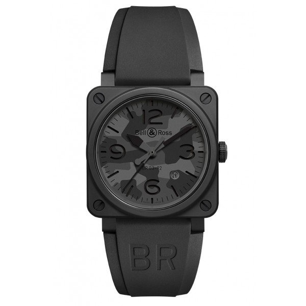 Bell and Ross BR 03-92 BLACK CAMOFLAUGE