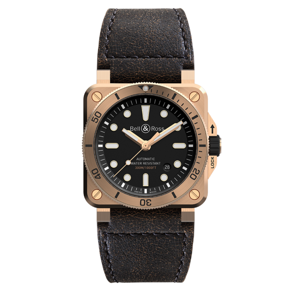 Bell and Ross BR 03-92 Diver Bronze Limited Edition