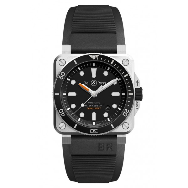 Bell and Ross BR 03-92 DIVER BLACK