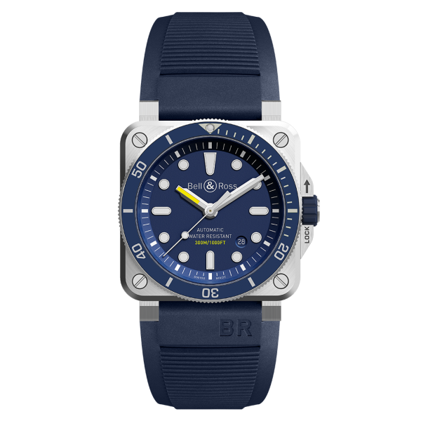 Bell and Ross BR 03-92 Diver Blue