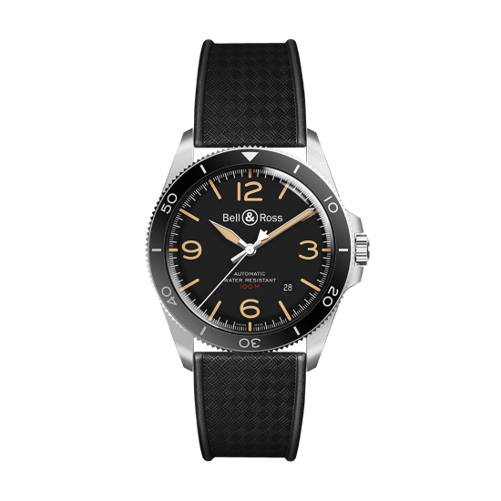 Bell and Ross BR V2-92 Steel Heritage