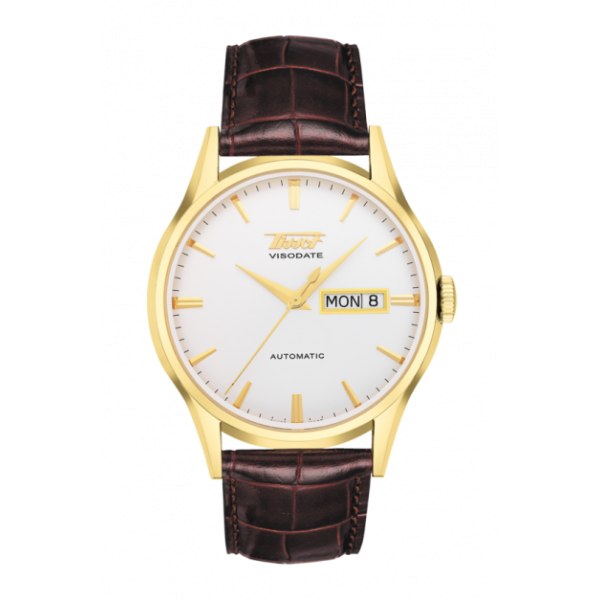 Tissot Visodate Automatic White Dial Watch