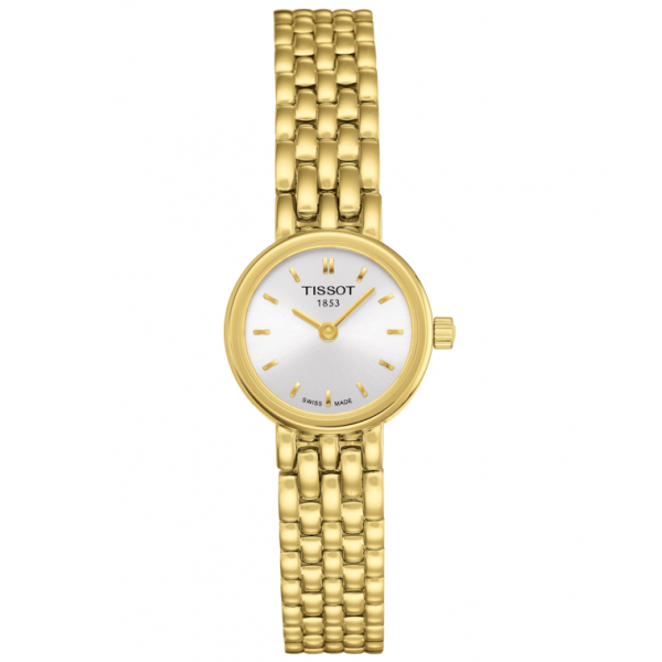 Tissot T-Trend Lovely Silver Dial Watch